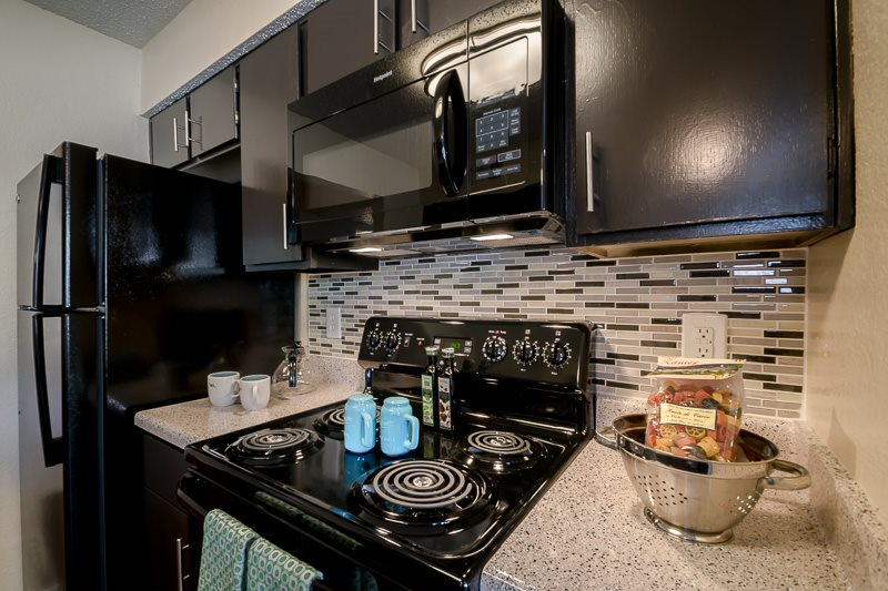 Kitchen at Listing #135798