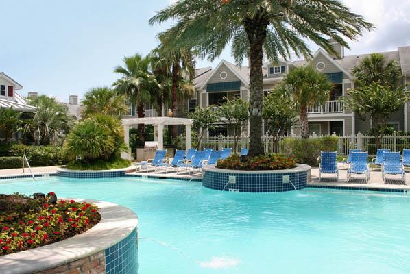 Pool at Listing #138265