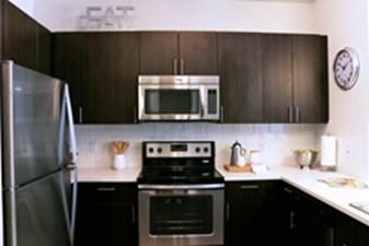 Kitchen at Listing #287197