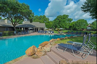 Pool at Listing #139221