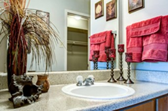 Bathroom at Listing #140890