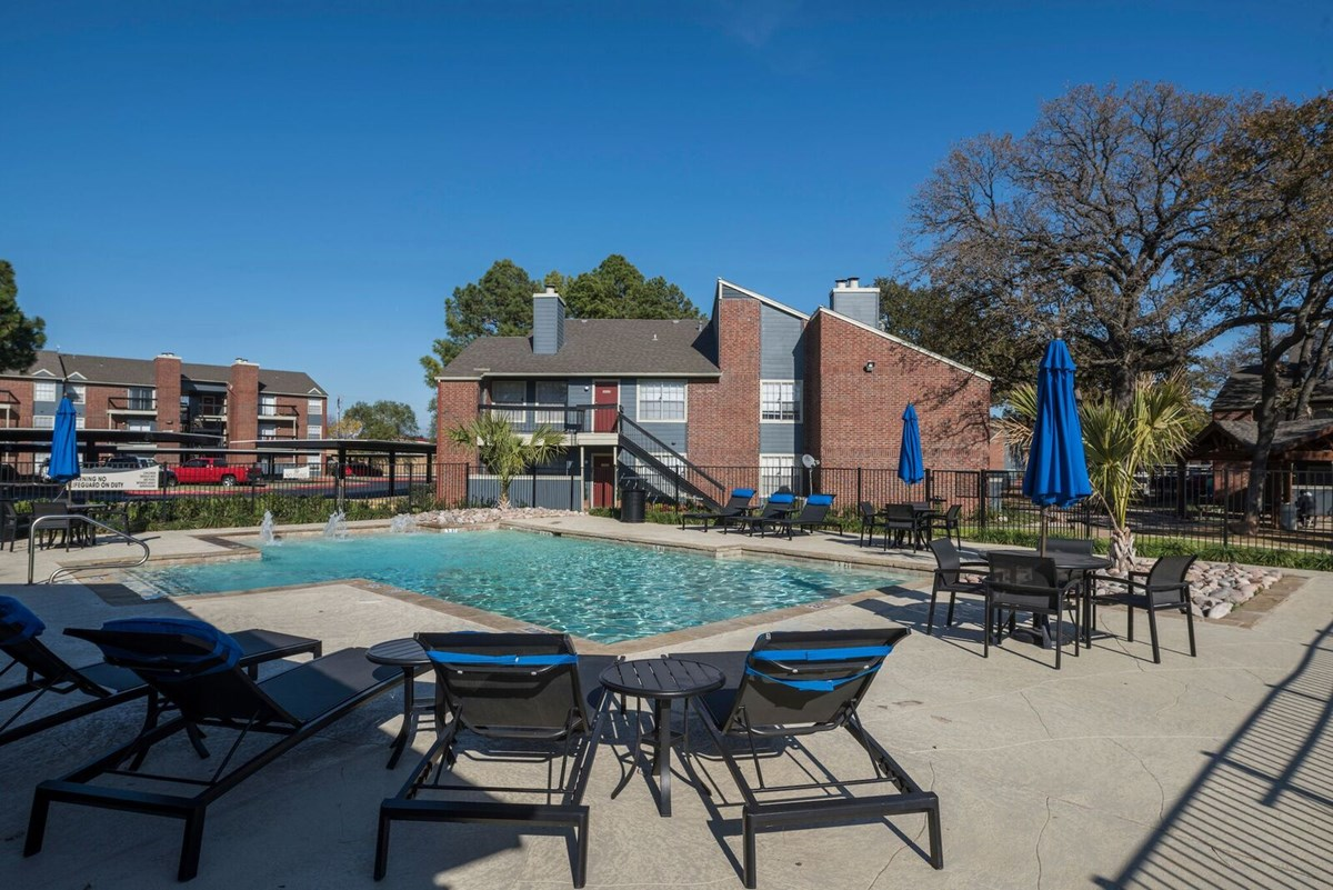 Pool at Listing #135862