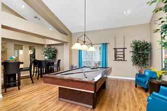 Gameroom at Listing #141406
