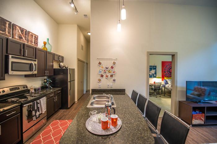 Kitchen at Listing #225419