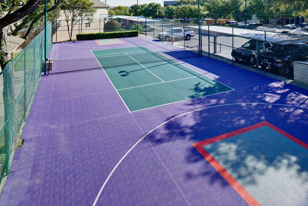 Tennis/Basketball at Listing #140246