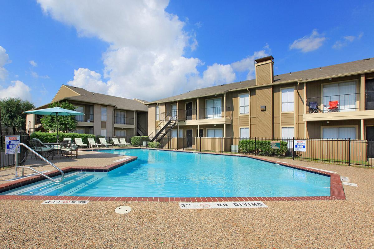 Pool at Listing #138474