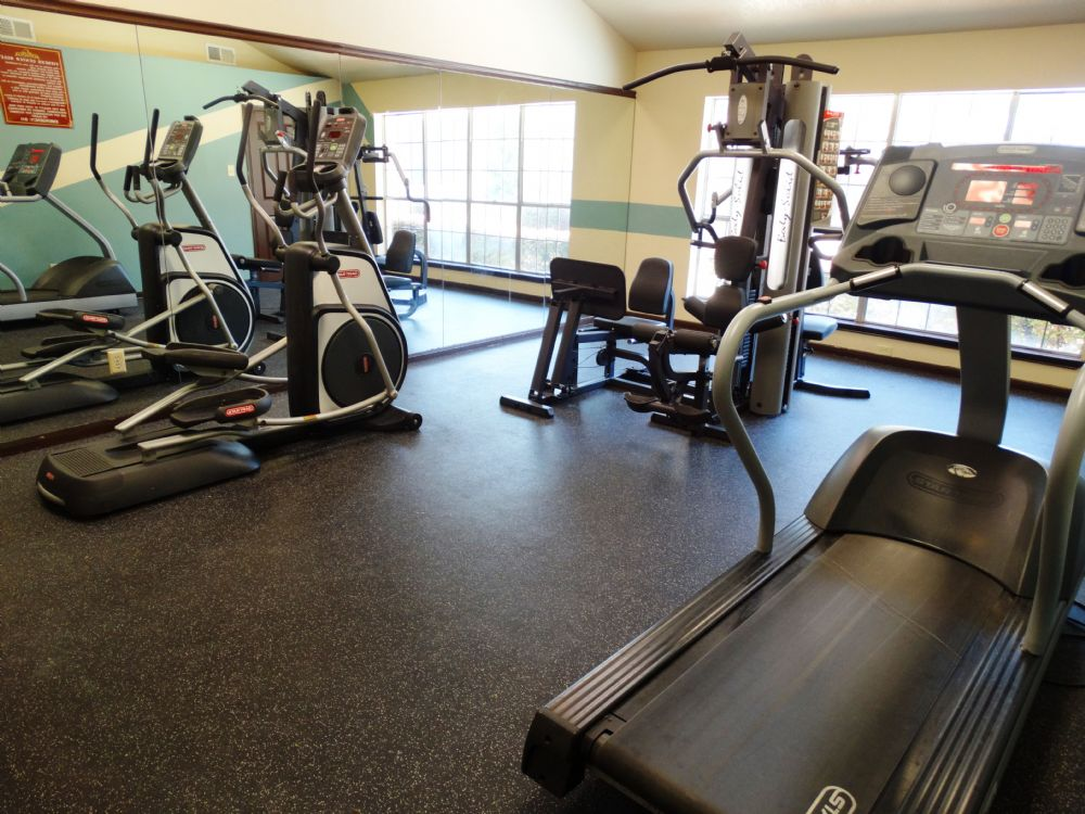 Fitness at Listing #136178