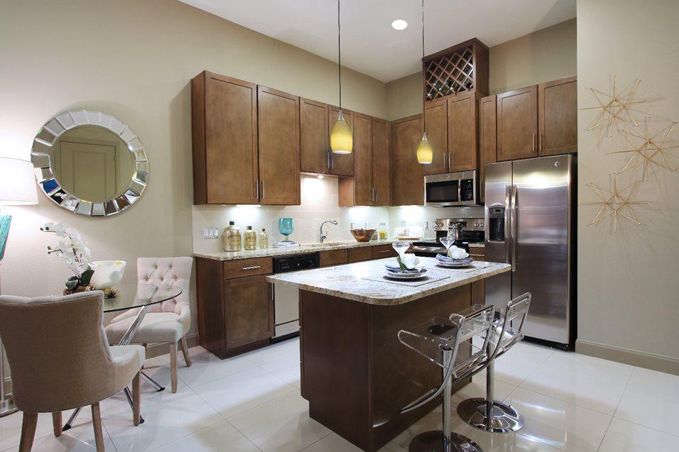 Kitchen at Listing #249917