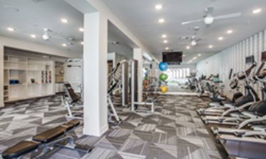 Fitness at Listing #236714