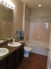Bathroom at Listing #141449