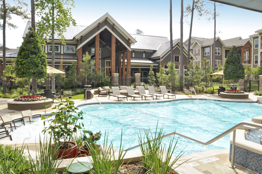 Woodlands Lodge Apartments The Woodlands TX