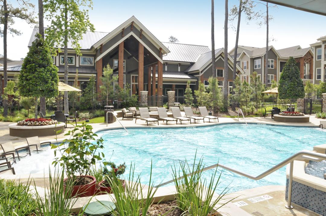 Woodlands Lodge Apartments The Woodlands, TX