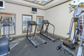 Fitness Center at Listing #237355