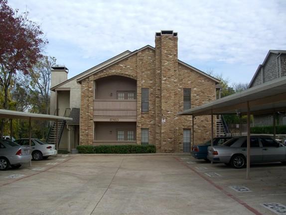 6760 Eastridge Apartments Dallas TX