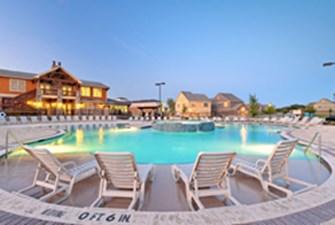 Pool at Listing #233723