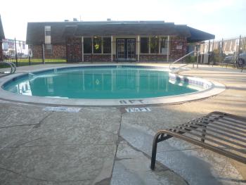 Pool at Listing #137317