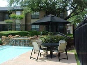 Pool at Listing #136925