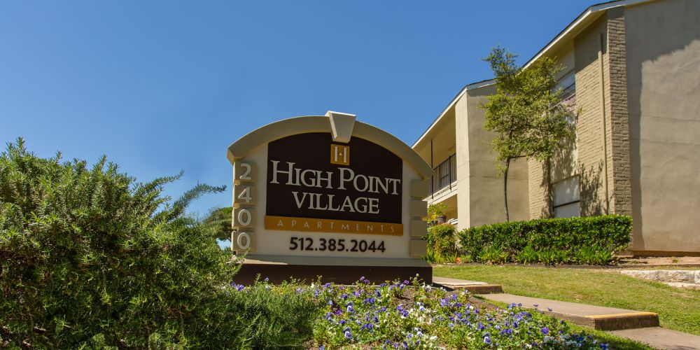 High Point Village Apartments Austin TX