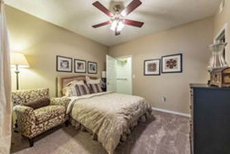 Bedroom at Listing #137691