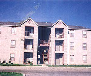 Monterrey Park Apartments San Antonio TX